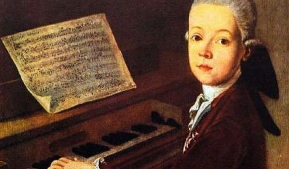 muzyk klasyczna mozart
